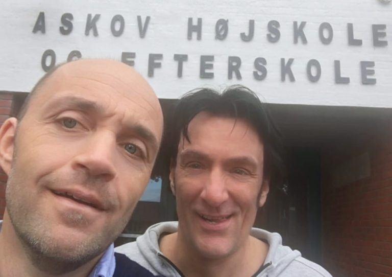 Peter og Henrik - Askov Højskole